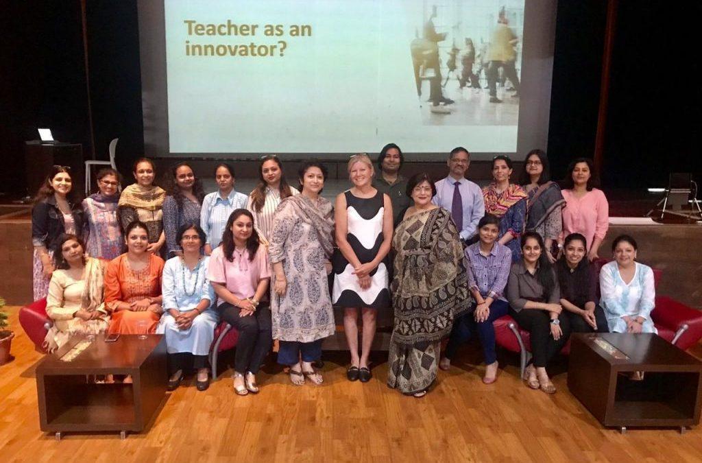 Teacher as an Innovator in India